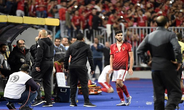 Walid Azarou sur la liste des départs d'Al Ahly