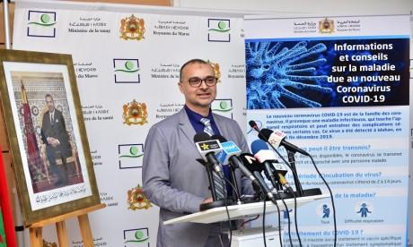 Mohamed Lyoubi : Nous avons confiance en l'esprit citoyen des Marocains et leur volonté et détermination à vaincre ce virus
