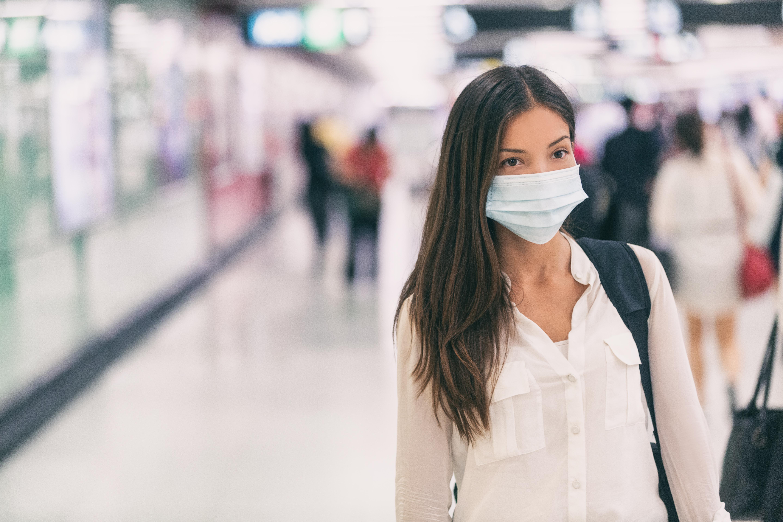 L'OMS recommande le port du masque en cas de transmission généralisée duCovid-19