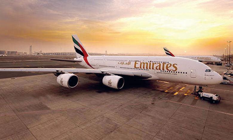 Emirates ouvre son programme de vols passagers au Maroc