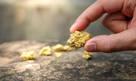 Découverte d'un important gisement d'or en Egypte