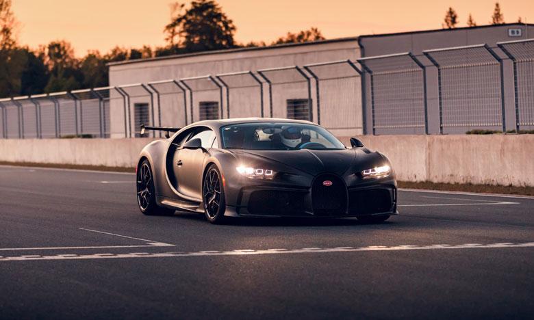 La voiture qui vaut trois millions d'euros