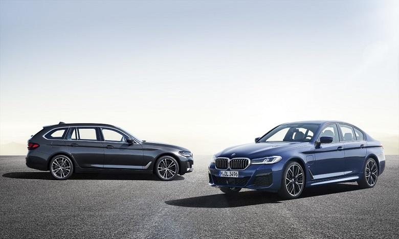 La nouvelle BMW Série 5 disponible en juillet