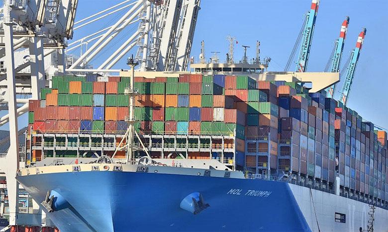 L'Europe demeure de loin le premier partenaire commercial du Maroc avec 65,8% du total des échanges, soit 508,6 milliards de DH en 2019.