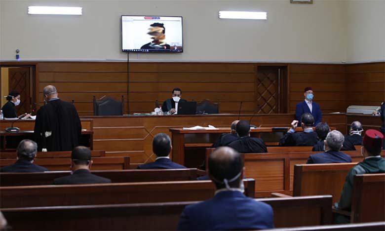 Quelque 1.370 détenus libérés à l'issue de procès à distance