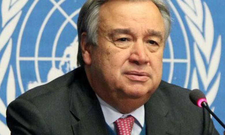 António Guterres : «Pour protéger l'humanité, il faut prendre soin de la nature»