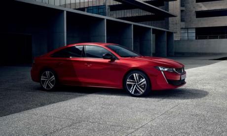 La recyclabilité des véhicules Peugeot atteint des niveaux record