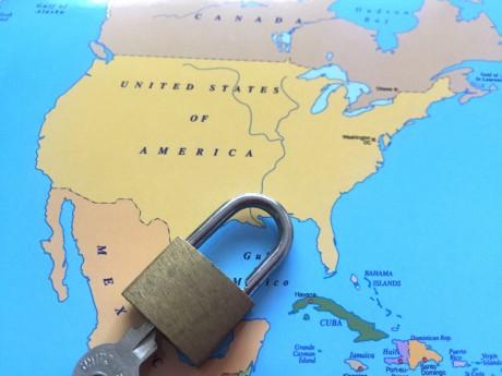 Covid-19 : la fermeture des frontières nord-américaines prolongée