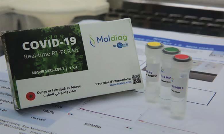 La Fondation de recherche et développement  MAScIR conçoit un kit de diagnostic du coronavirus 100% marocain