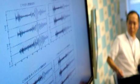 Le Japon frappé par un séisme de magnitude  5,9