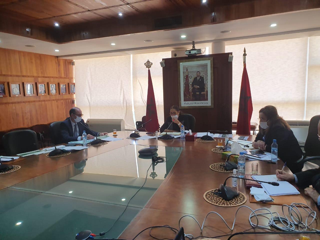 Groupe Al Omrane présente son plan de reprise des chantiers de construction et d'aménagement