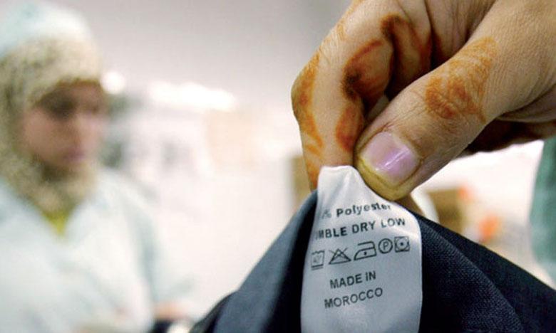 Le Maroc rétrograde à la 10e position dans le classement des principaux fournisseurs en habillement de l'Union européenne.