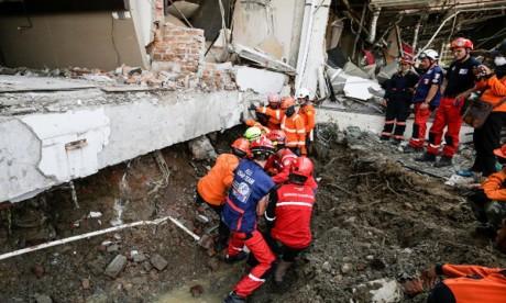 France:  Un séisme d'une magnitude de 4,6 enregistré au large de la Bretagne