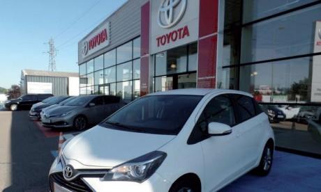 Toyota digitalise l'expérience client et lance un webstore
