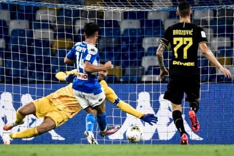 Coupe d'Italie : Napoli donne rendez-vous à la Juventus en finale