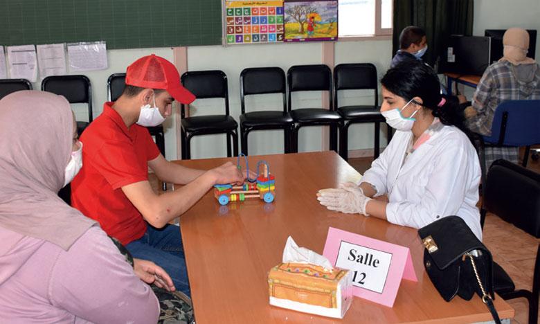Les Centres pour enfants inadaptés relevant de l'Apaei reprennent  du service