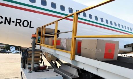 Covid-19 : Arrivée à Luanda de l'aide médicale marocaine destinée à l'Angola