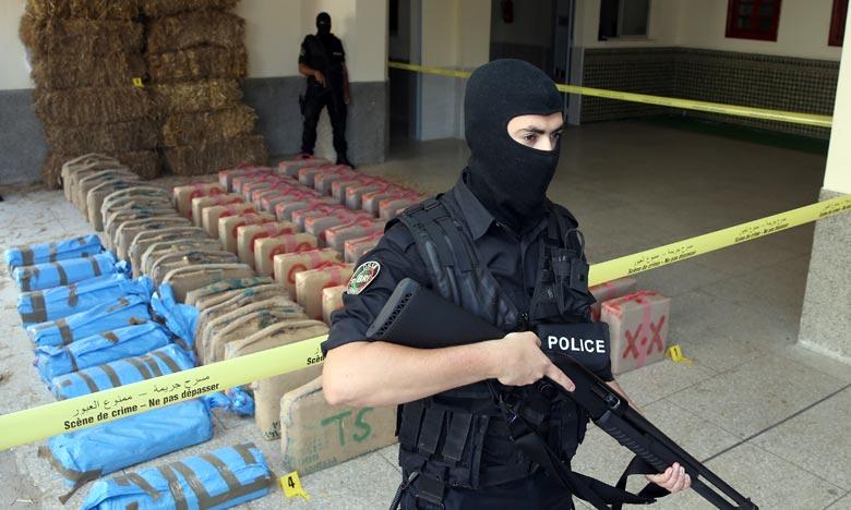 Laâyoune: Une bande de 14 trafiquants dans les filets de la police