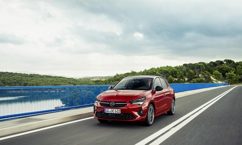 La nouvelle Opel Corsa arrive sur le marché marocain