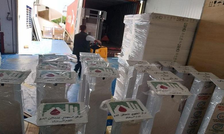 Don de sang : Le CRTS se prépare pour la prochaine étape de la gestion de la pandémie