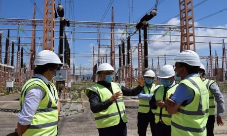 Maroc-Espagne : achèvement des travaux de rétablissement d'un câble sous-marin de la 2ème interconnexion électrique