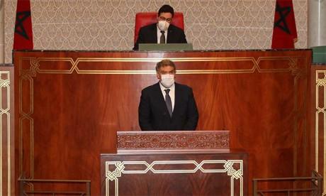 Abdelouafi Laftit : les mesures annoncées dernièrement ne signifient pas la levée  de l'état d'urgence sanitaire