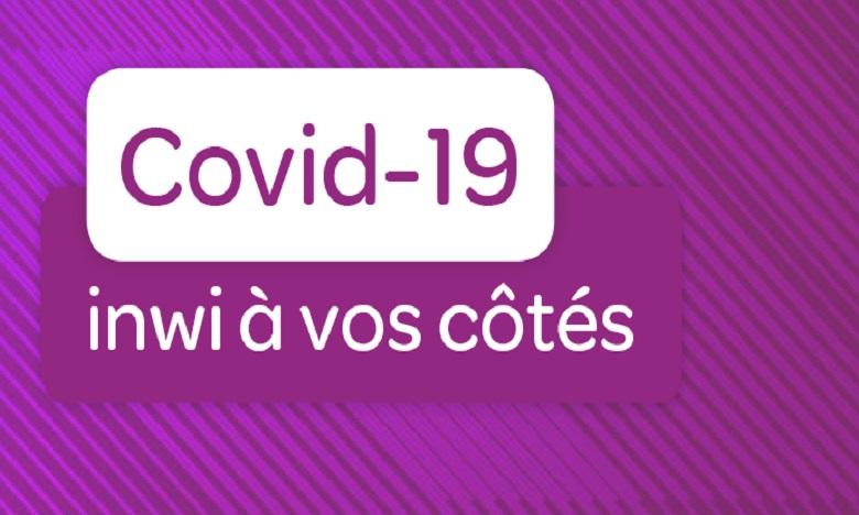 inwi : Communication, innovation et solidarité, mots d'ordre face à la crise du Covid-19