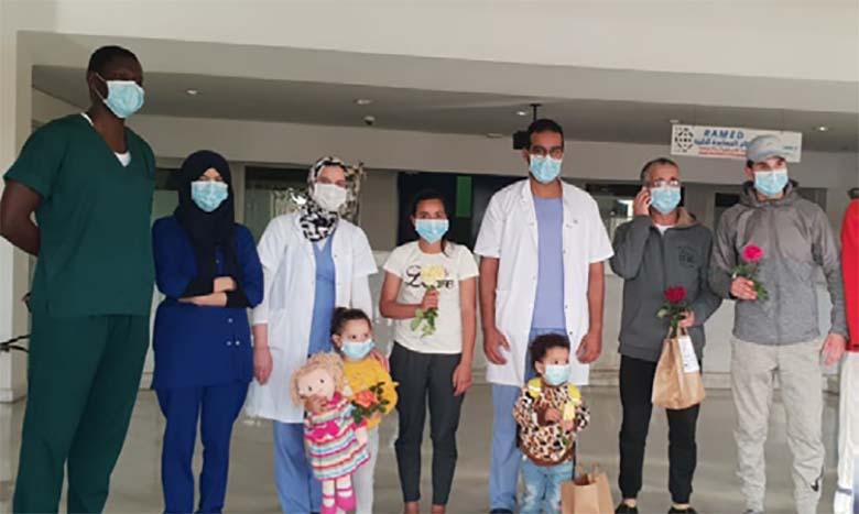 Recensement de 36 nouveaux cas confirmés de coronavirus, 8.921 au total