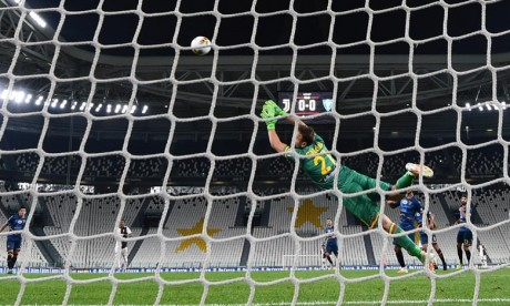 La Juventus prend ses distances sans forcer