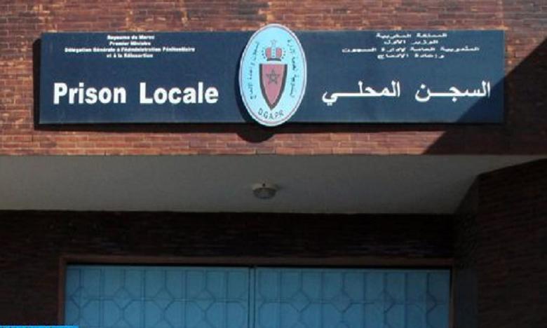La prison locale Tanger 1 réagit aux allégations d'un proche d'un détenu décédé
