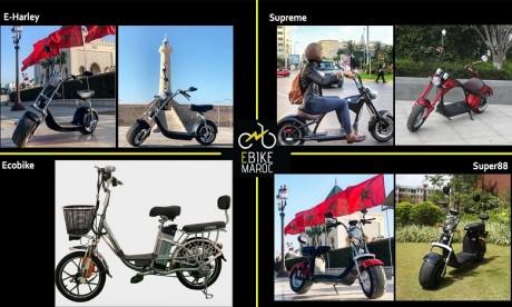 Adeptes des deux roues ? Découvrez la gamme électrique de E Bike Maroc