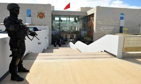 Démantèlement d'une cellule terroriste à Nador