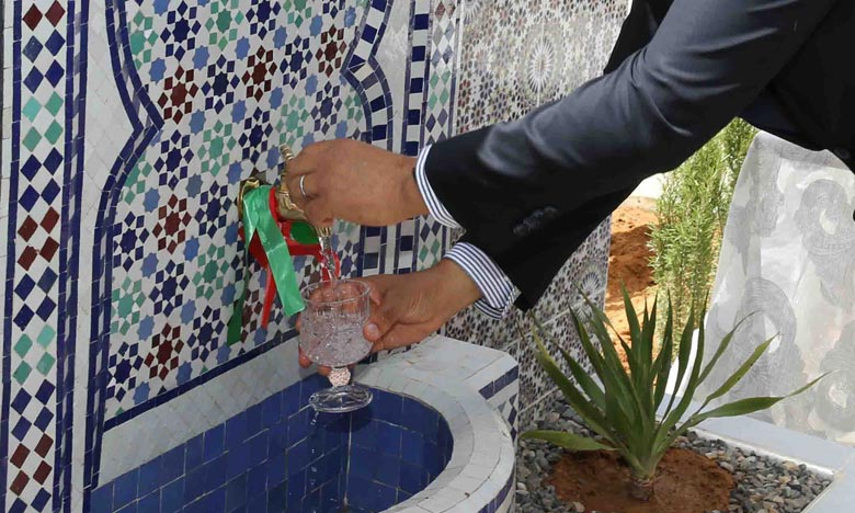 L'ONEE renforce l'alimentation en eau potable de Guercif
