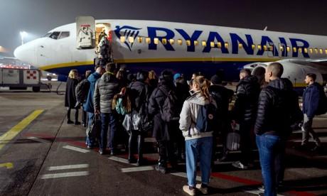 Grèce: atterrissage d'urgence d'un avion Ryanair