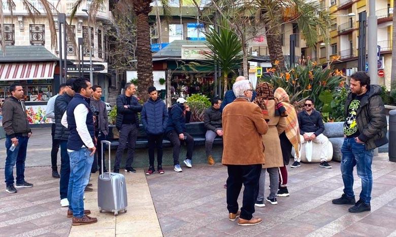 Les Marocains se maintiennent ainsi en tête du classement des travailleurs étrangers extra-communautaires cotisant à la sécurité sociale en Espagne. Ph : DR