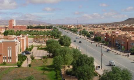 Guelmim-Oued Noun passe à la vitesse supérieure