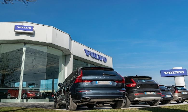 Volvo Cars rappelle 2,2 millions de voitures pour un problème de ceinture