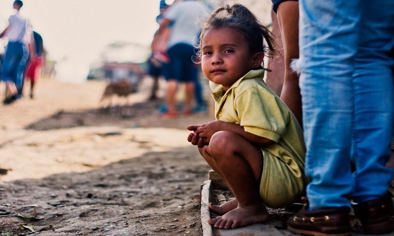 L'impact profond de la pandémie de Covid-19 sur la nutrition des plus jeunes enfants pourrait avoir des conséquences intergénérationnelles. Ph : Shutterstock