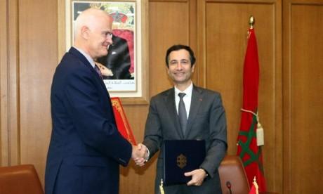 Maroc-Allemagne : Signature de trois accords de 701,3 millions d'euros