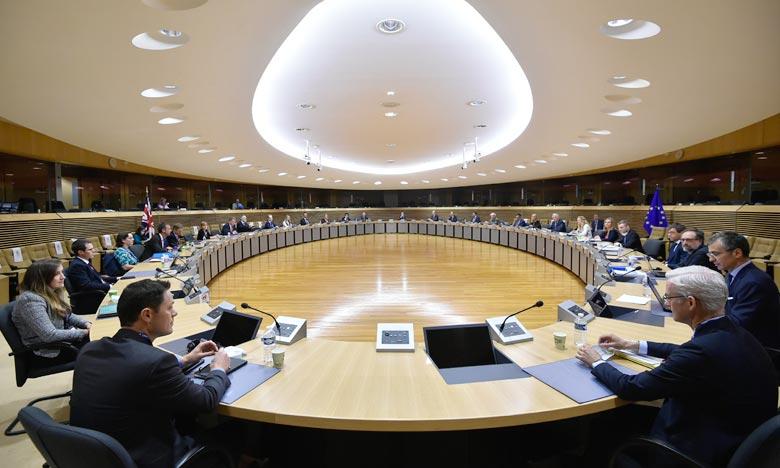 Le Royaume-Uni accueille le négociateur européen Michel Barnier, après une première série d'entrevues la semaine précédente à Bruxelles. Ph :  AFP