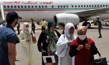 Retour  des Marocains bloqués en Ethiopie à partir de ce jeudi soir