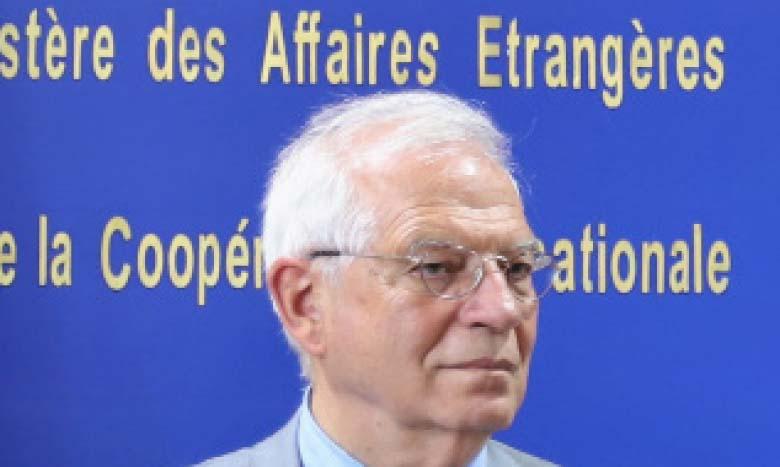 Le haut représentant de l'Union européenne interpellé sur les activités criminelles du polisario