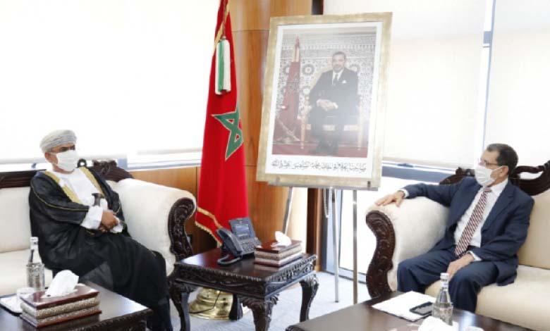 Le nouvel ambassadeur du Sultanat d'Oman au Maroc réitère le soutien de son pays à l'initiative d'autonomie dans les provinces du Sud
