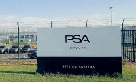PSA Kénitra doublera sa capacité dès septembre