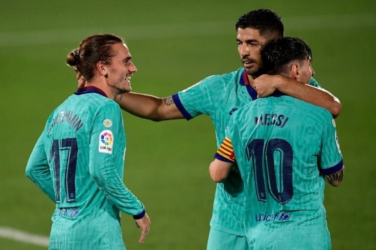 FC Barcelone: Griezmann incertain pour le 8e de finale retour de C1