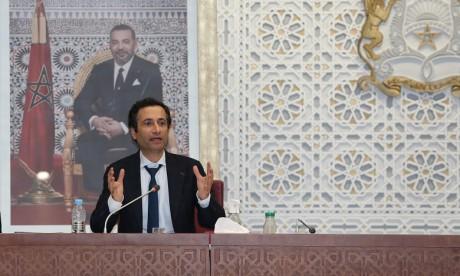 Benchaâboun aux conseillers: «Il n'y a pas lieu de débattre sur la priorité sociale du PLFR !»