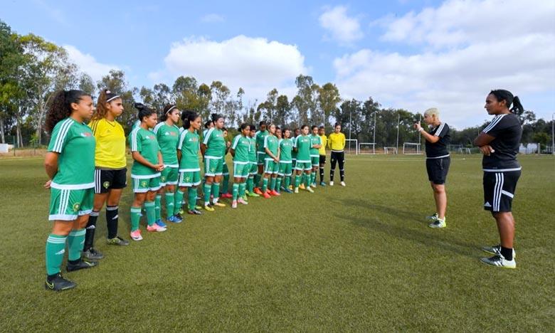 Foot féminin: Voici la date de reprise des entraînements pour les sélections nationales U17 et U20