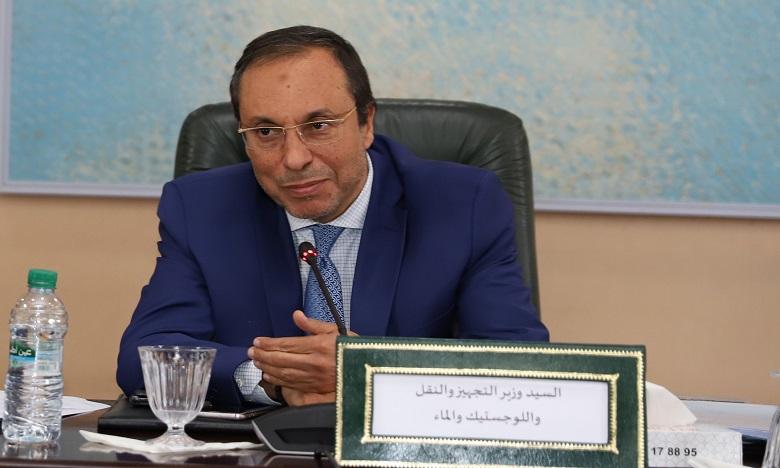 Hautes fonctions: De nouvelles nominations au ministère de l'Équipement, du Transport, de la Logistique et de l'Eau