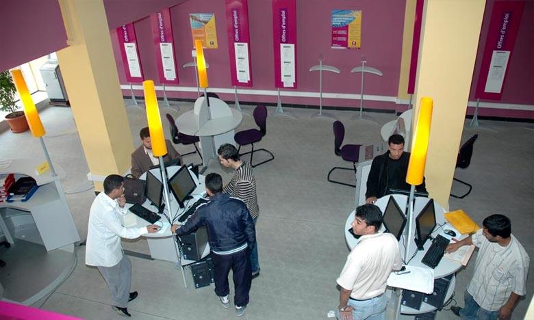 ANAPEC : Plus de 118.000 chercheurs d'emploi insérés dans le milieu professionnel