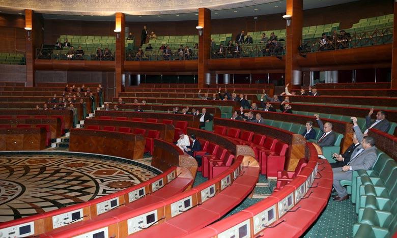 Examen et  vote du PLFR: Trois séances plénières vendredi à la Chambre des conseillers